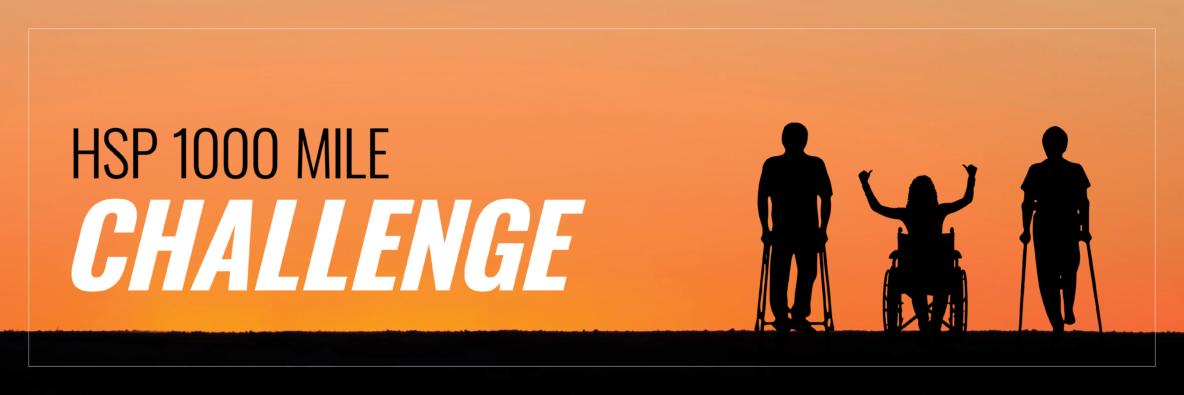 HSP 1000 Mile Challenge